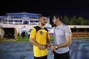 مدافع تیم ملی فوتبال در لیگ ترکیه میماند