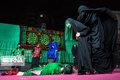 تئاتر تعزیه «دمی در بازار هیزمفروشان» در ارومیه به روی صحنه میرود
