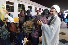 ۱۲۰۰ مبلغ خارجی از مشهد به پیادهروی اربعین اعزام شدند