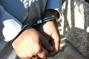 قاتل فراریدر کهنوج دستگیر شد