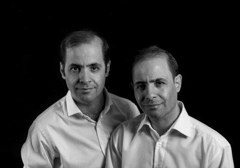 """""""ارگ خاموش"""" آلبوم موسیقی دوقلوهای ایرانی"""