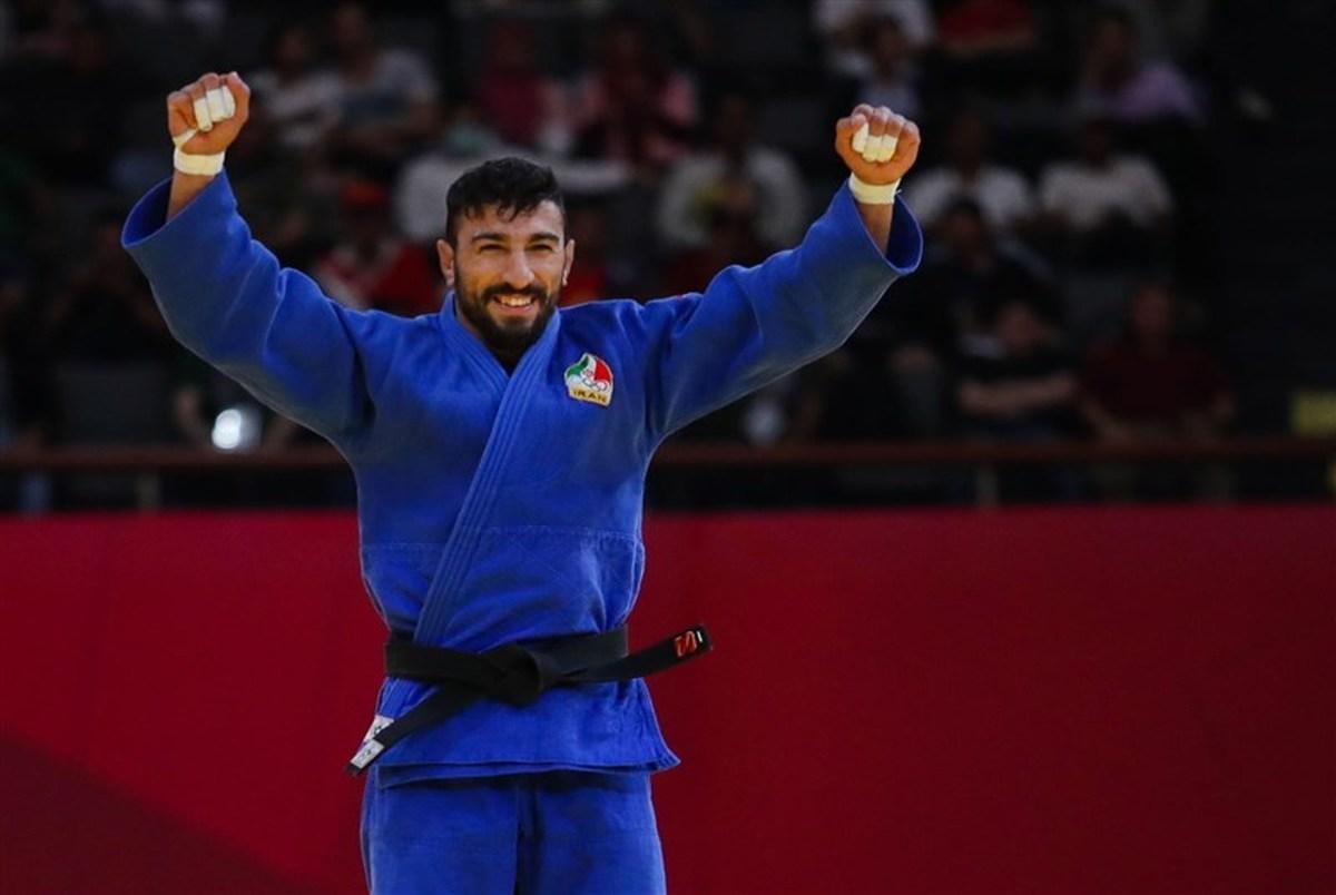جودوکار ایران به دنبال حضور در المپیک به عنوان ورزشکار آزاد!