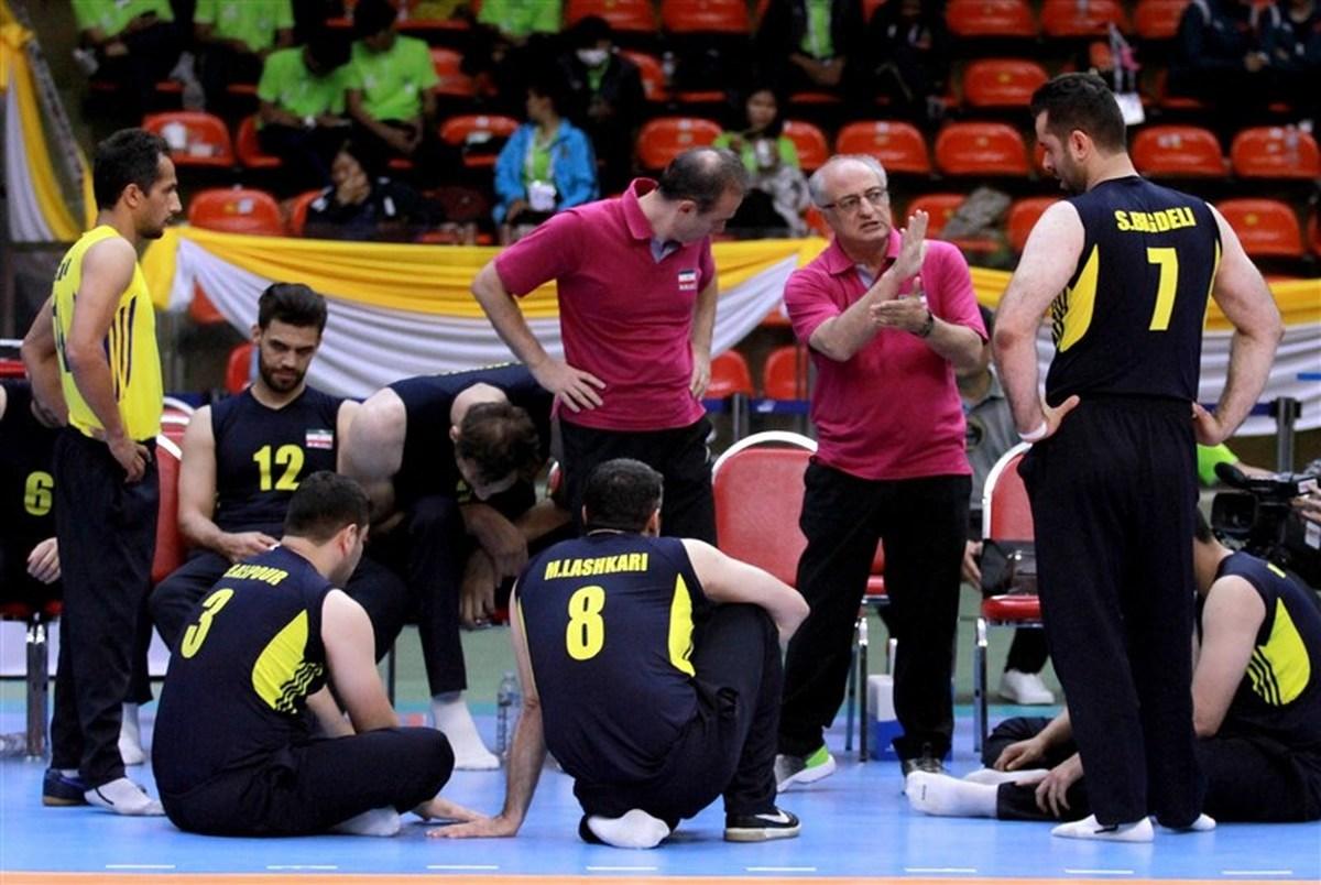 حضور تیم والیبال نشسته ایران در فهرست دیدنی های پارالمپیک توکیو ۲۰۲۰