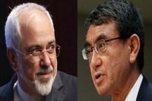 وزیران خارجه ایران و ژاپن چهارشنبه دیدار می کنند