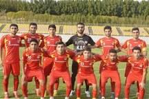 ششمین پیروزی تیم فولادخوزستان درلیگ برترفوتبال امید رقم خورد