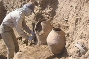 دستگیری یک باند حفاران غیرمجاز آثار تاریخی در ایلام