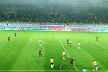 پیروزی تیم فوتبال صنعت نفت آبادان در مشهد