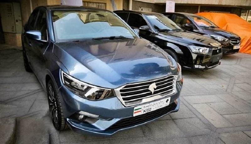 «تارا» نام محصول جدید ایران خودرو k132