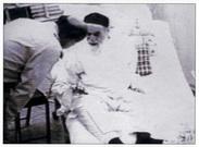 قسمت سوم خاطرات مرحوم حاج سید احمد خمینی از بیماری امام