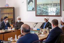 نشست هم اندیشی سرپرست موسسه تنظیم و نشر آثار امام خمینی(ره) با مدیران دفتر نمایندگی قم