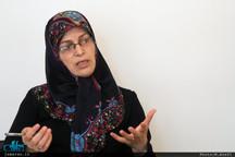 آذر منصوری: احزاب برای مشارکت زنان برنامه ندارند
