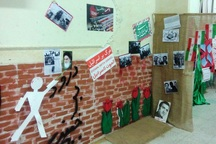 امسال 54 نمایشگاه ویژه انقلاب در مدارس سمنان برپا شد