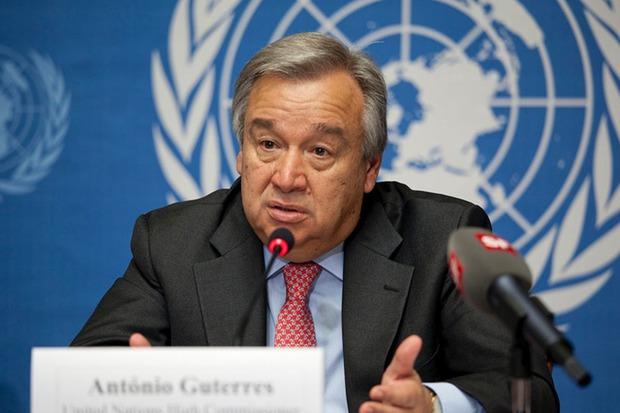 دبیر کل سازمان ملل یکبار دیگر خواستار لغو تحریم های آمریکا علیه ایران شد
