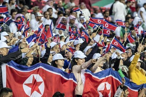 کره شمالی از انتخابی جام جهانی قطر انصراف داد