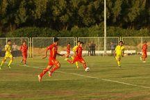 یک برد و ۲ باخت برای نمایندگان خوزستان در لیگ برتر فوتبال نونهالان