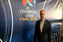 سلطانیفر:جهانگیری تماشاگر ویژه فینال خواهد بود /امیدوارم فرداجشن قهرمانی را برگزار کنیم