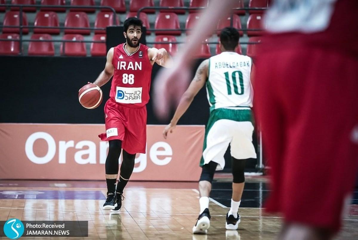 ترکیب تیم ملی بسکتبال برای حضور در المپیک مشخص شد