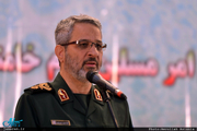سردار غیب پرور: سپاه جدیتر از گذشته به مسائل امنیتی ورود کرده است