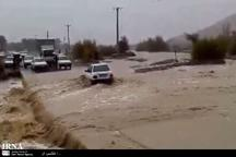 بخشی از جاده نیشابور به مشهد مسدود شد