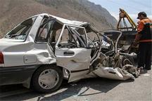قربانیان تصادف جاده ای زنجان خرداد امسال 14درصد کاهش داشت