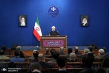 روحانی در نشست خبری: در 44 حوزه انتخابات رقابتی نیست/ دولت و من هیچ لیستی در انتخابات نداریم