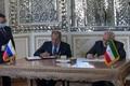 ایران و روسیه موافقتنامه فعالیت مراکز فرهنگی امضا کردند