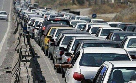 ویدیو/ مردم کرونا را جدی نگرفتند/ ترافیک سنگین در محورهای شمالی
