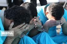کلاهبرداران تلفنی در مهاباد دستگیر شدند