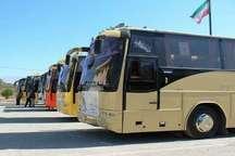 اختصاص75دستگاه اتوبوس برای اعزام کاروان راهیان نور استان سمنان