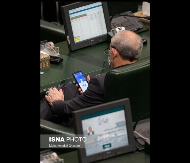 تلاش نماینده مجلس برای باز کردن فیلترشکن! + عکس