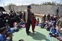 طرح 'پیک امید' در روستاهای سیستان وبلوچستان در حال برگزاریست