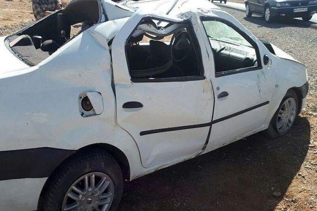 حوادث رانندگی در استان اصفهان ۳۶ مصدوم برجا گذاشت