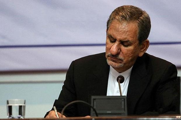 جهانگیری درگذشت سید علی نکویی را تسلیت گفت