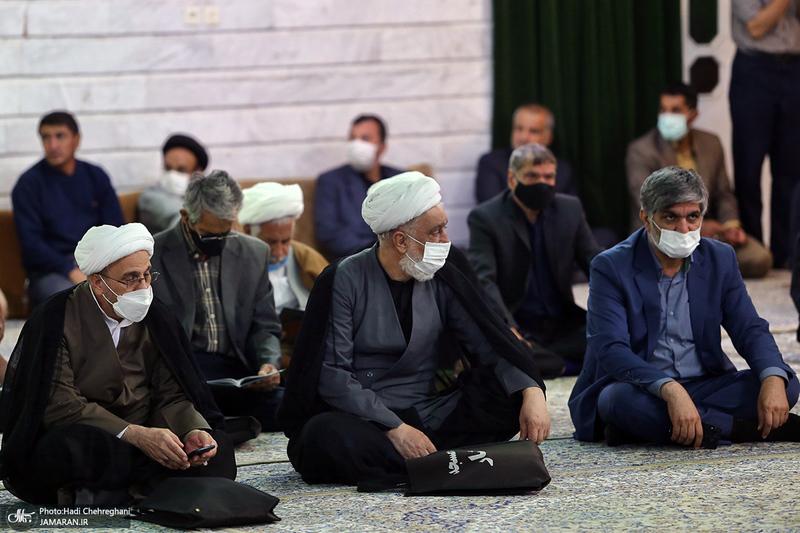 مراسم بزرگداشت حجت الاسلام و المسلمین حاج شیخ حسین کرمانی(ره) در قم