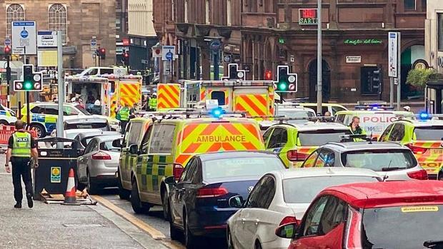 حمله با چاقو در اسکاتلند 3 کشته بر جای گذاشت