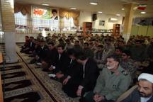 ایران اسلامی به برکت خون شهدا و رزمندگان اسلام در اوج عزت و افتخاراست