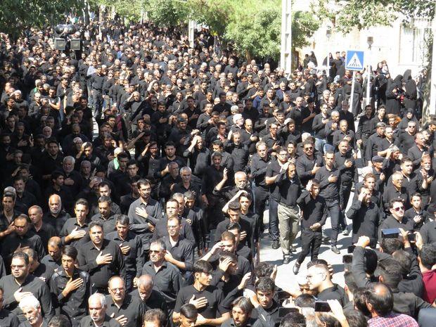 شور حسینی مردم کهگیلویه و بویراحمد در عاشورا