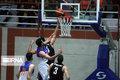 تیم بسکتبال آویژه صنعت مشهد تیم پدافند هوایی را شکست داد