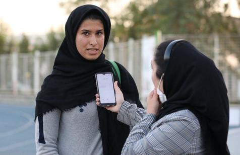 گلایه های رکورددار پرتاب چکش زنان ایران از وضعیت دوومیدانی