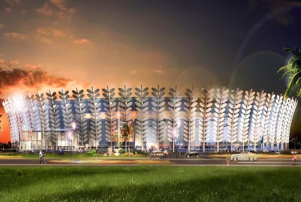 این استادیوم های پیشرفته نه در انگلیس و نه ایتالیاست! اینجا عراق است! / تصاویر و مشخصات