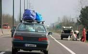 کاهش 76 درصدی جابه جایی مسافران در روزهای کرونایی