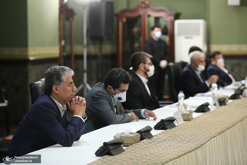 رونمایی از پروژههای پیشران اقتصاد دیجیتال کشور با حضور رئیس جمهور