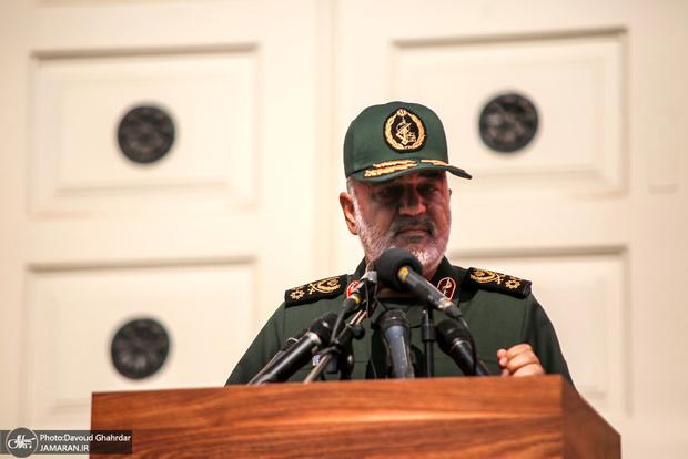 فرمانده کل سپاه: تمام ظرفیتهای ما برای کمک به لبنان بسیج شده است