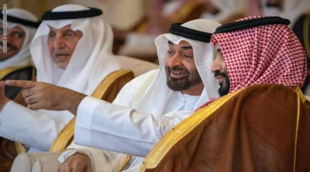 مقام آلمانی: ولیعهد ابوظبی مسئول بزرگترین تراژدی روی زمین است