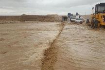 امدادرسانی به ۳۸۵ نفر گرفتار سیلاب در خراسان جنوبی