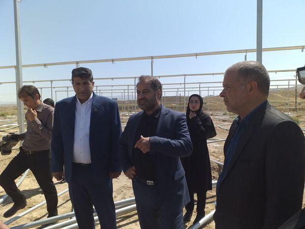ایران سازه گلخانهای صادر میکند