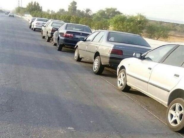 ۱۸۱ دستگاه خودرو شوتی در تنگستان توقیف شد