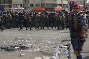 ۲ افسر عراقی به اتهام قتل تظاهراتکنندگان به حبس و اعدام محکوم شدند
