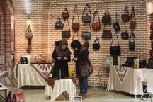 فروش یک میلیارد و ۴۵۰ میلیون ریال صنایع دستی در ایام نوروز
