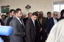 بازدید وزیر راه و شهرسازی از پروژه قطار برقی کرج- هشتگرد
